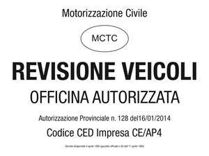 Centro Revisione Auto F.lli De Martinis ad Alife, Caserta